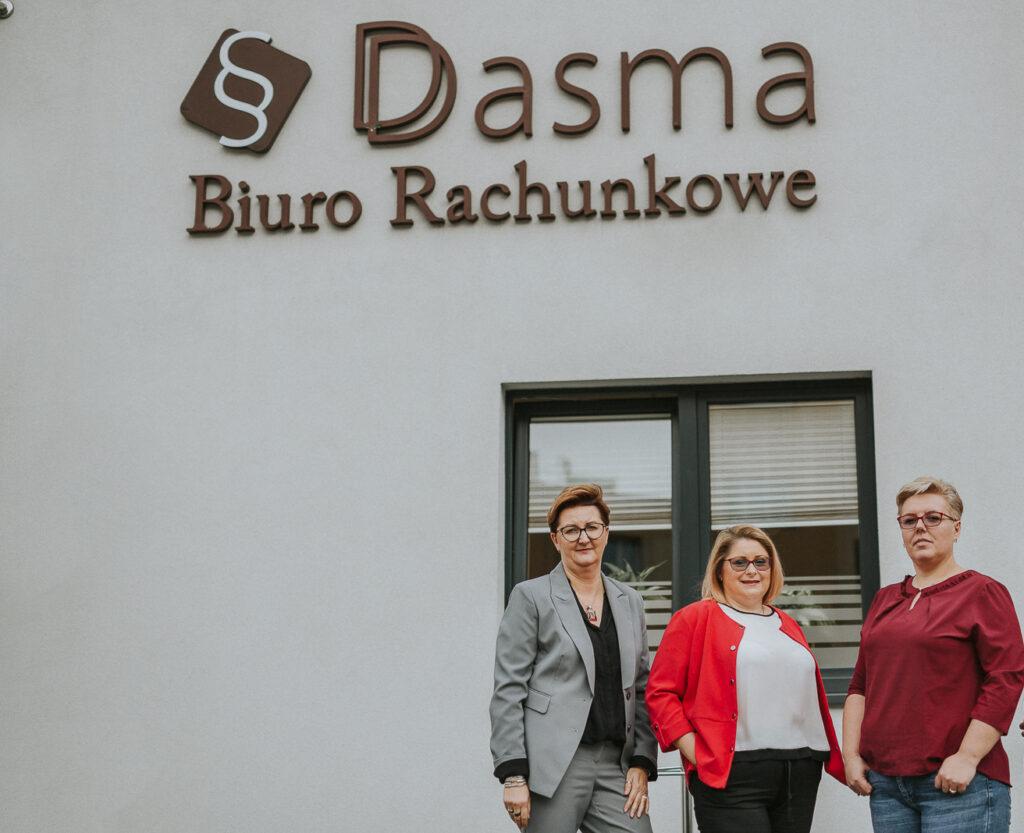 """Biuro Rachunkowe """"Dasma"""" Pińczów"""